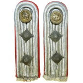 Kriegsmarine coastal artillery shoulder boards