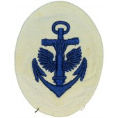 Kriegsmarine rank badge for NCOs- Naval Artillery