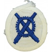 Kriegsmarine trade badge - Artillery Mechanics.