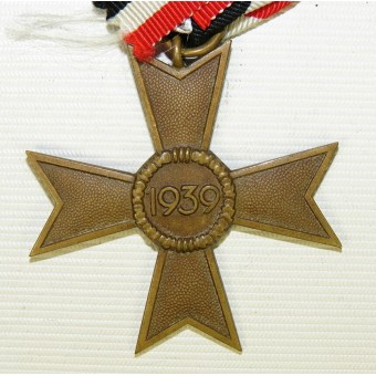 Kriegsverdienst cross - War Merit cross 1939, marked 11. Espenlaub militaria