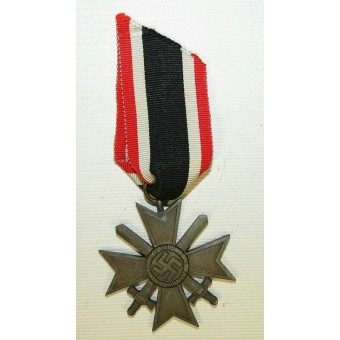 KVK 1939- War Merit cross second class with swords marked 45. Espenlaub militaria