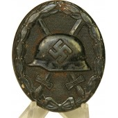 L 21 marked Wound badge 1939 in Black.