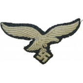 Luftwaffe Fliegerbluse or Tuchrock removed eagle