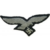 Luftwaffe officers bullion uniform removed breast eagle