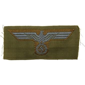 M 41 tropical headgear eagle for field caps. Espenlaub militaria