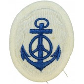 Kriegsmarine trade sleeve patch for motor transport NCOs- white summer uniforms