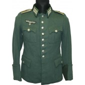Wehrmacht Heer Stabszahlmeister tunic, Army official