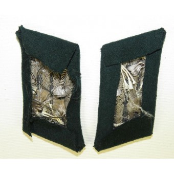 Wehrmacht Heer, tunic removed collar tabs for officer.. Espenlaub militaria