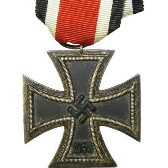 3rd Reich Iron Cross, 2nd class, 1939, marked 132. Espenlaub militaria