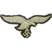 Breast Luftwaffe eagle for Fliegerbluse.