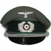 Combat Gebirgsjager- Mountain troops visor hat by Erel