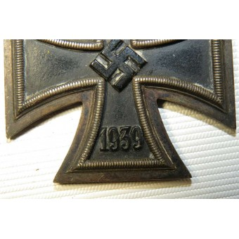 "Iron Cross, 2nd class, Eiserne Kreuz 2 Klasse, marked ""13"""