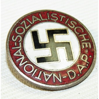 Nazi party NSDAP member badge M1/14RZM. Espenlaub militaria