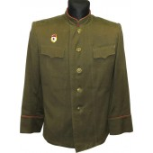 Russian WW2 tunic for commander of RKKA, M1943