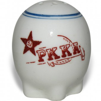 Salt-cellar from RKKA mess. Espenlaub militaria