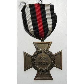 43 R.V Pforzheim The Honour Cross of the World War 1914/1918. Espenlaub militaria