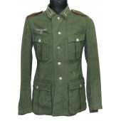 German M40 tunic, Kanonier of artillery. Salty