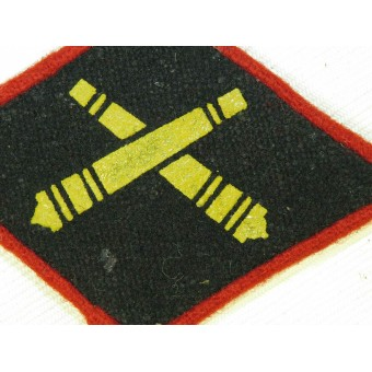 Sleeve patch for the anti-tank artillery in RKKA. Espenlaub militaria