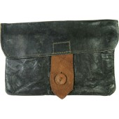 Soviet Russia universal leather pouch M41 for any rifles used in RKKA