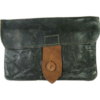 Soviet Russia universal leather pouch M41 for any rifles used in RKKA. Espenlaub militaria