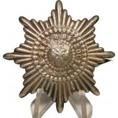 Imperial Russian cockade for guards troops M 1881