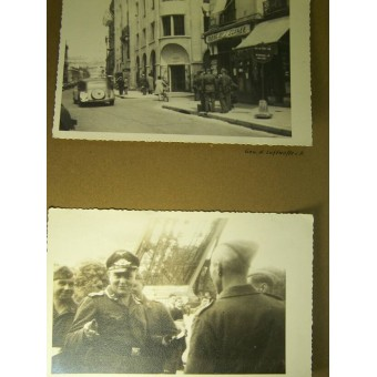 165 pictures of the Luftwaffe  driver. Ostfront. Espenlaub militaria