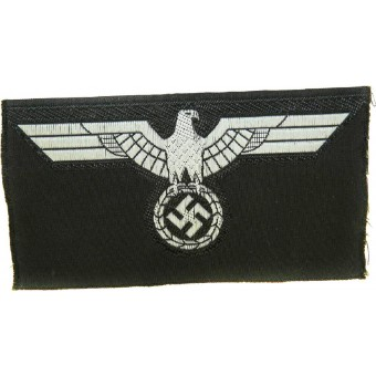 Be Wo type panzer breast eagle. Espenlaub militaria