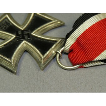 EK-II Gebruder Godet and Co. Iron cross marked 21. Espenlaub militaria