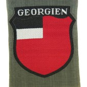 Georgian volunteer in Wehrmacht. Mint BeVo sleeve shield
