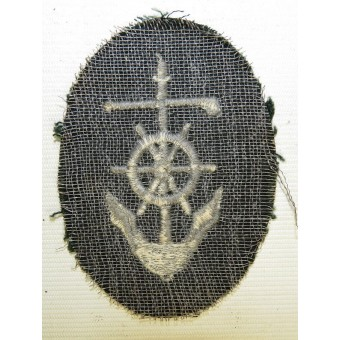 Heer/Army Pionier Steuermann trade patch.. Espenlaub militaria