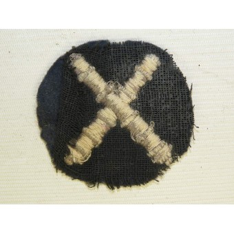 Luftwaffe anti aircraft ordnance NCO trade patch. Espenlaub militaria