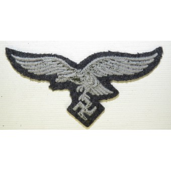 Luftwaffe breast eagle. Late type- mint. Espenlaub militaria