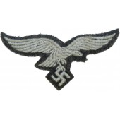 Luftwaffe breast eagle. Late type- mint