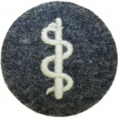 Luftwaffe Fliegerbluse trade badge for Medical personnel
