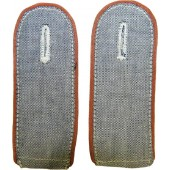 Luftwaffe Grunmeliert shoulderstraps for shirt. Signals