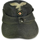 Luftwaffe M 43 hat RB Nr 0/1000/0061