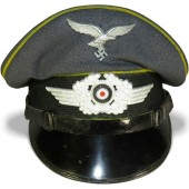Luftwaffe NCO's Flying personnel or Fallschirmjager visor hat