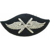 Luftwaffe trade sleeve badge for Flying Personnel- Fliegendespersonal