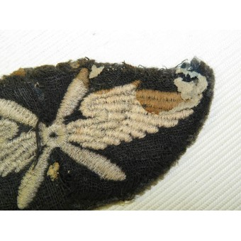 Luftwaffe tunic removed salty sleeve trade badge for Flying Personnel. Espenlaub militaria