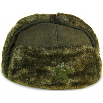 M 40 winter hat, 1941 dated. Espenlaub militaria