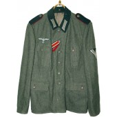M41 Obergefreiters of artillery tunic