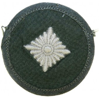 Oberschuetze sleeve rank patch for light summer uniform. Espenlaub militaria