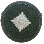 Oberschuetze sleeve rank patch for light summer uniform