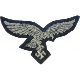 Officers Luftwaffe eagle. Espenlaub militaria