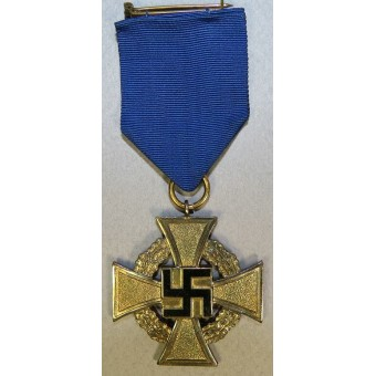 Treue Dienste Kreuz- 25 years of true service. Espenlaub militaria