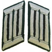 Wehrmacht Heer/ Army Pionier/Engineer officers collar tabs