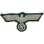 Wehrmacht Heer eagle for the officers tunic