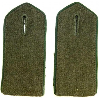 Wehrmacht Heer, Eastern volunteers. Aserbaidschan shoulder straps. 2nd model. Espenlaub militaria