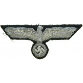 Wehrmacht Heer. Feldbluse or Waffenrock removed breast eagle