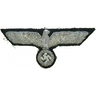 Wehrmacht Heer. Feldbluse or Waffenrock removed breast eagle. Espenlaub militaria